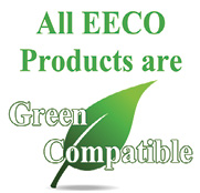 EECO Products are Green Compatible