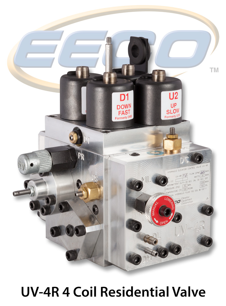 Residential Control Valve - UV-4R Residential - EECO