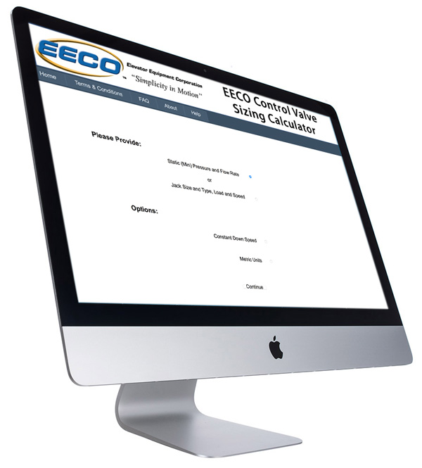 EECO Engineering & Control Valve Selection Calculator