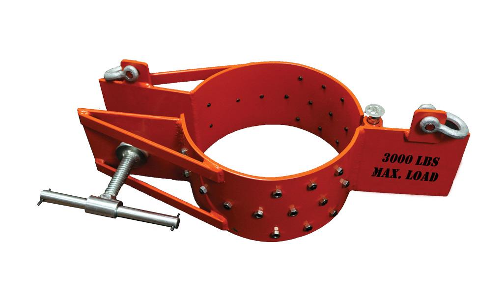 Pvc lifting clamp elevator equipment corporation