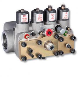 EECO Hydraulic Control Valves